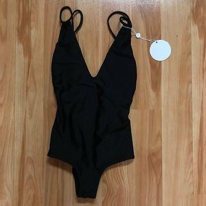 Tori Praver Swimwear Swim - Tori Praver Swimwear Black One Piece Small NWT